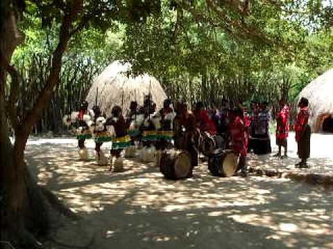dansen in Swasiland