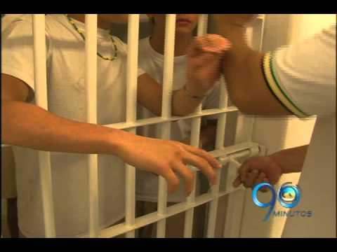 Julio 22 de 2011. Nuevo sitio de reclusión para menores de edad en Cali