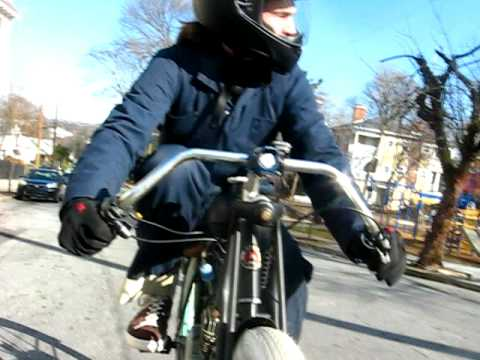 Zoombicycles - Motorized Bicycle Engine Kits