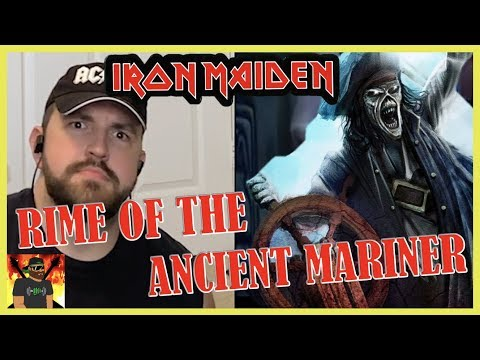 Felt Like Two Minutes!! | Iron Maiden - Rime of the Ancient Mariner [Flight 666 DVD] | REACTION
