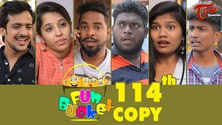 Download Fun Bucket | 114th Episode | Funny Videos | Harsha Annavarapu | Telugu Comedy Web Series 3Gp Mp4