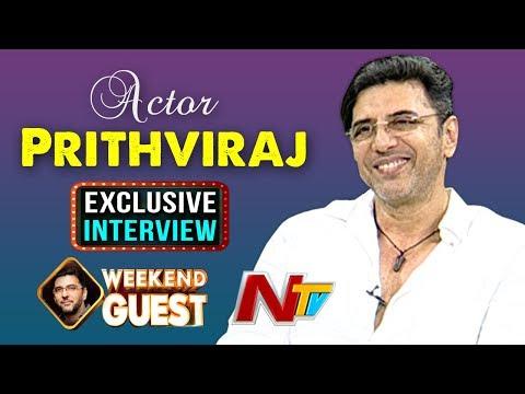 Babloo Prithviraj Interview | Desamlo Dongalu Paddaru | Weekend Guest | NTV Special