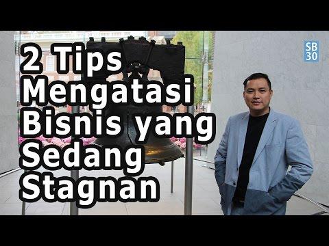 2 Tips untuk Mengatasi Bisnis yang Sedang Stagnan