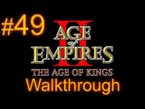 Age of Empires 2 Walkthrough - Part 49 - Barbarossa Campaign - The Lombard League [3/3]