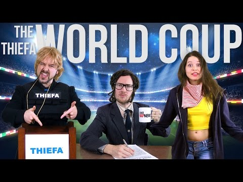 The World Coup: THIEFA vs Brazil [RAP NEWS 26]