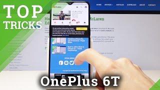 TIPS & TRICKS for OnePlus 6T McLaren Edition - Super Features / Best Tips