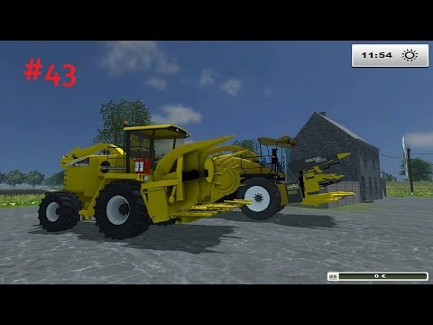 Machine a Betterave Farming Simulator 2013 Farming Simulator 2013 la Haie