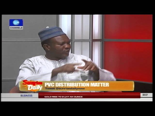 Elections: Politicians Can't Use Snatched Card Readers - REC Pt.4