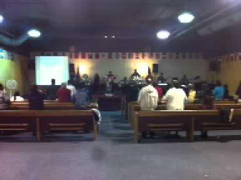 Session de La Tarde La Convencion Ministerial 2011