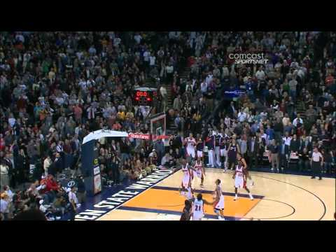 LeBron James Gamewinner vs Golden State Warriors!
