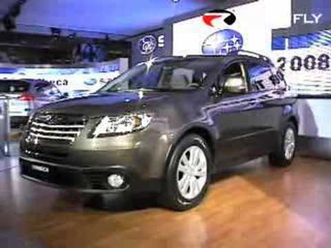 2008 subaru tribeca youtube. Black Bedroom Furniture Sets. Home Design Ideas