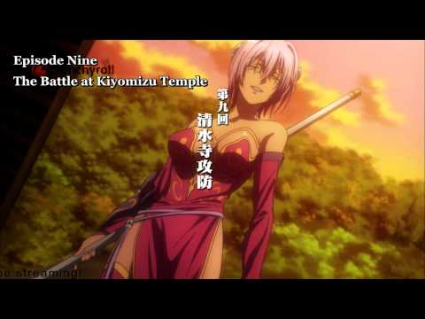 The Ambition of Oda Nobuna Episode 9 Trailer
