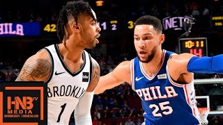 Brooklyn Nets vs Philadelphia Sixers - Game 2 - Full Game Highlights | April 15, 2019 NBA Playoffs
