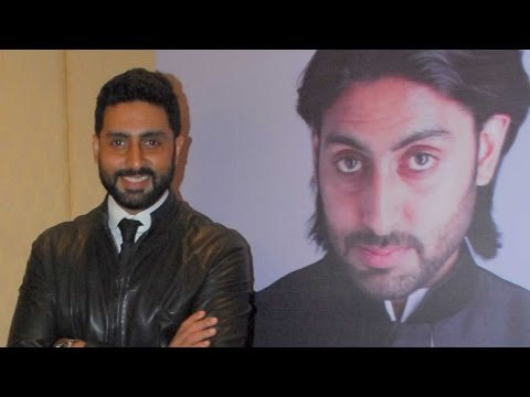 Abhishek Bachchan At 60th Britannia Filmfare Awards