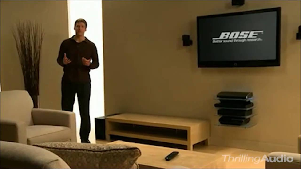 Bose Sound System For Living Room