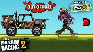 Hill Climb Racing 2 - New Fuels Gone Event Gameplay