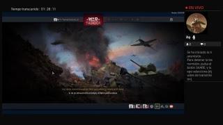 War Thunder Gameplay Español #4
