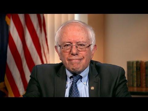 Bernie Sanders Interview: Advocates that FBI Director James Comey Step Down
