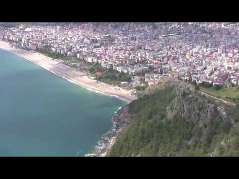 Alanya Castle, Turkey – April 2010