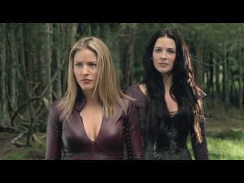Legend Of The Seeker - Kahlan & Cara - Women On A Mission. video
