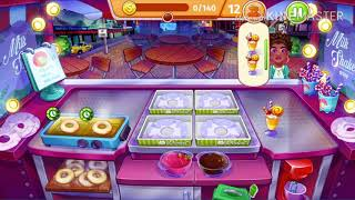 Funny Talking game restaurant #just for fun