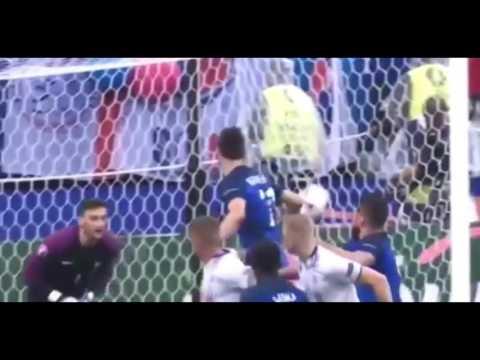 ФРАНЦИЯ - ИСЛАНДИЯ 5:2 ОБЗОР МАТЧА ЧЕМПИОНАТА ЕВРОПЫ  1/4 финала УЕФА 04.07.2016