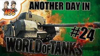 Another Day in World of Tanks #24