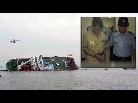 Sewol Trial: Lee Joon-Seok, Captain in Korean Ferry Disaster Escapes Death Penalty
