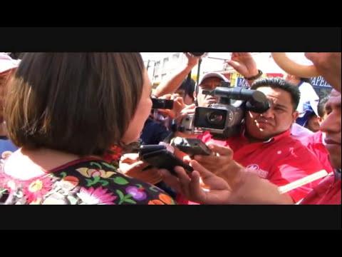 ixmiquilpan hidalgo desfile 20 noviembre 2010 XOCHITL GALVEZ