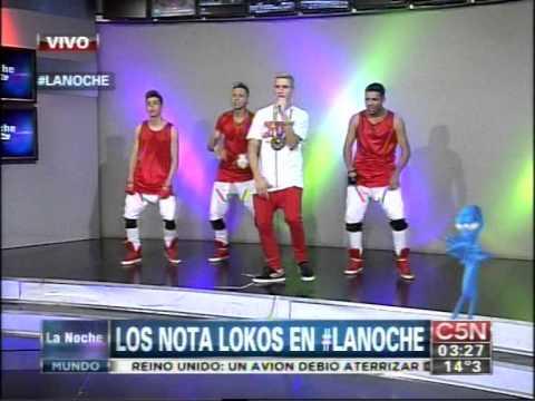 C5N LA NOCHE: SHOW DE LOS NOTA LOKOS