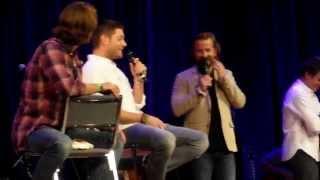 [MINNCON 2015] J2 & Richard talking about pranks & directing