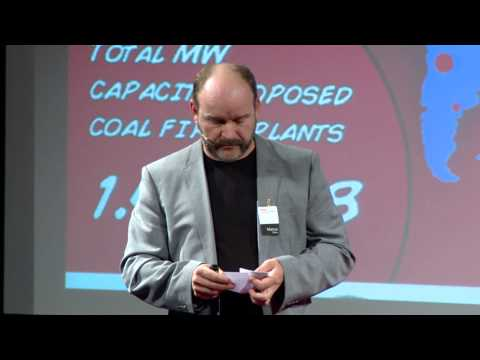 What to do with CO2? : Marcus Dawe at TEDxCanberraSalon