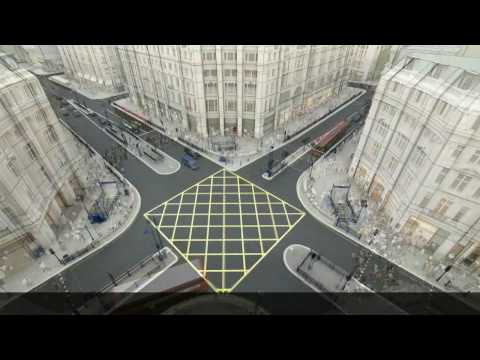 Oxford Circus Improvement Scheme Animation