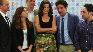 Comic-Con 2013 - How I Met Your Mother Cast Interview