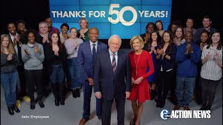 50 Years of Action News Promo