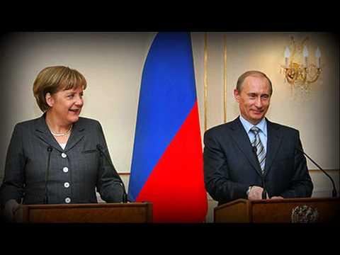 Berlin: #Merkel Says Free Trade Zone Between #Germany, #Russia Possible