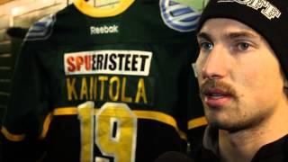 Ilves -TPS Ennakkovideo 22.11.2012 Kai Kantola