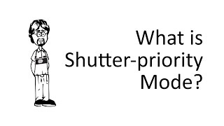 Ask David: What is Shutter-priority (SV) Mode?