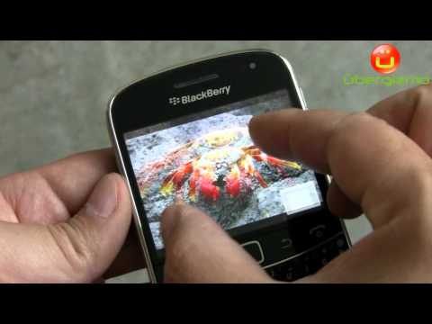 Blackberry Bold 9900/9930 external design (HD 720p)