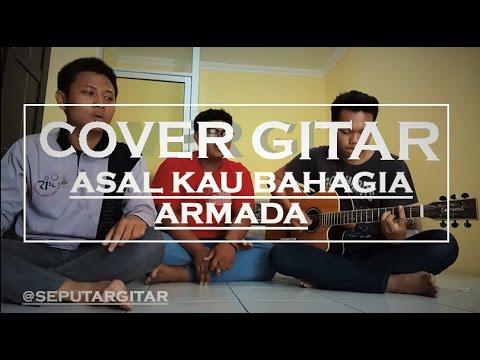 BeatBox Vs Gitar Asal Kau bahagia - (Armada Cover)