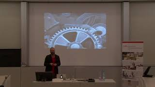 GTEC Open Lecture   Maks Giordano, Cofounder & MD of kreait