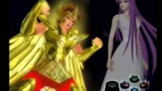 Saint Seiya Hades PS2 Seiya Vs Aioros