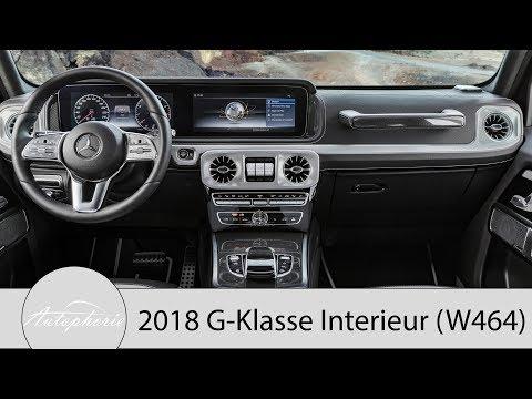 2018 Mercedes-Benz G-Klasse (W464): Erster Blick in das brandneue ...