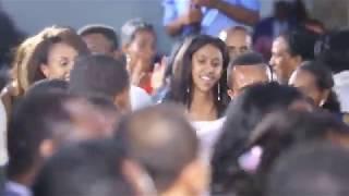 #1 Ethiopian Wedding Dance Vibe    Sure & Jany