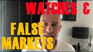 Are watch dealers creating their own false economy? Rolex, Patek, Omega, Tudor, IWC