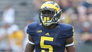 Jabrill Peppers Spring Practice 2015 Interview