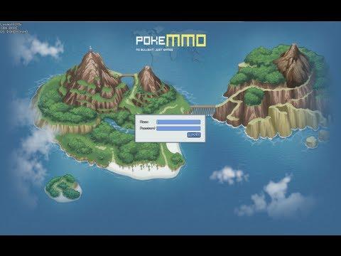 POKEMMO - Pokemon Online
