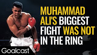 "Muhammad Ali ""The Greatest"". A Story Of Strength And Purpose 