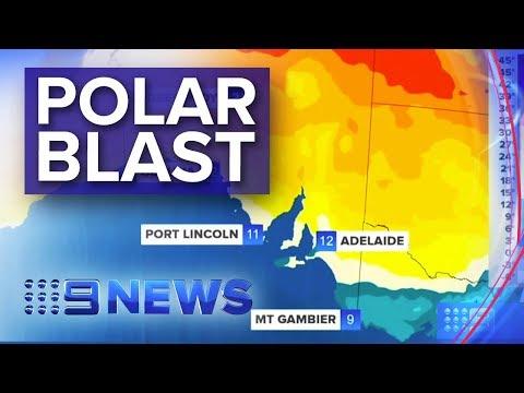 Spring polar blast and fire danger for east coast | Nine News Australia
