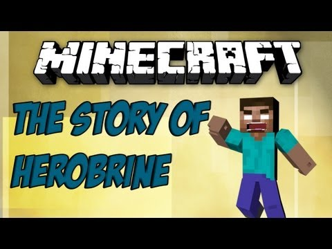 The Story of Herobrine! Music Videos